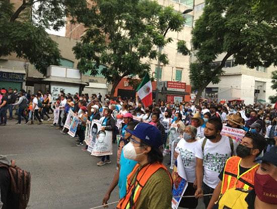 MEXICO ROMPER EL PACTO DEL SILENCIO AYOTZINAPA 4