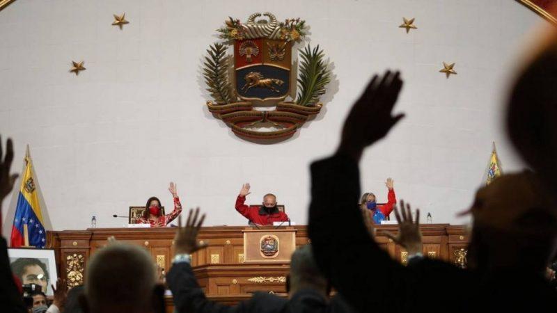 Asamblea Nacional Constituyente de Venezuela aprueba proyecto de Ley Antibloqueo