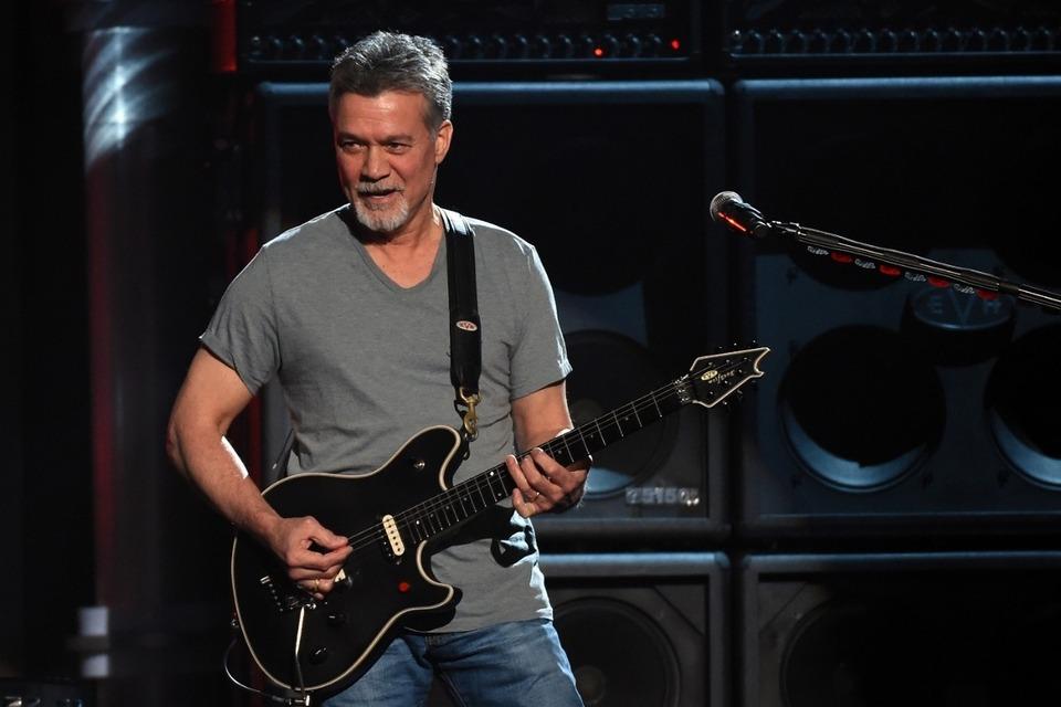 Van Halen falleció en un hospital de California.