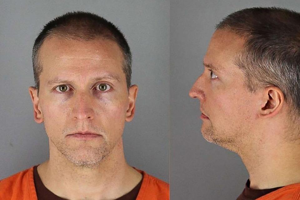 Chauvin pasó más de cuatro meses detenido por el crimen.