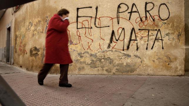 La oligarquía prevé que la tasa de paro llegue al 25% en Andalucía en 2020