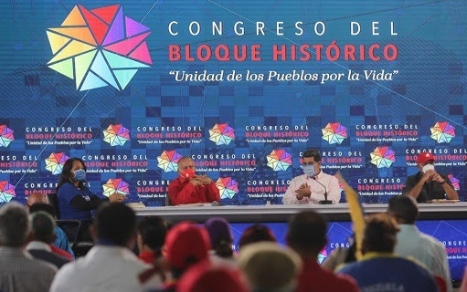 Venezuela. Cuando Gramsci encuentra a Bolívar: Congreso del Bloque Histórico «Unidad de los pueblos para la vida»