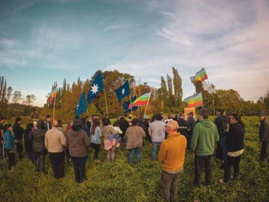 Nación Mapuche. Empresa eléctrica Besalco genera conflictos en territorios Mapuche de Metrenko y Nueva Imperial