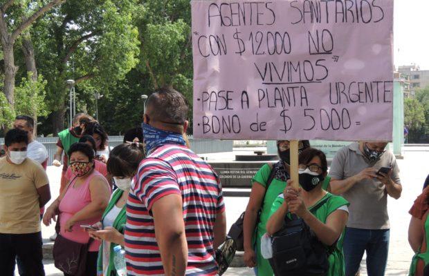 Argentina. La justicia de Mendoza falla a favor y ordena al gobierno abrir paritarias