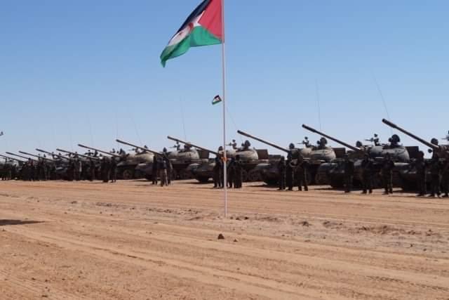 Comunicado militar 2: el Ejército Saharaui ataca a las bases militares marroquíes en Bkari, Mahbes y Gargarat | El Portal Diplomático