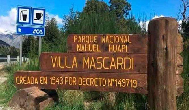 Importante despliegue de fuerzas de seguridad y dispositivos federales en Villa Mascardi