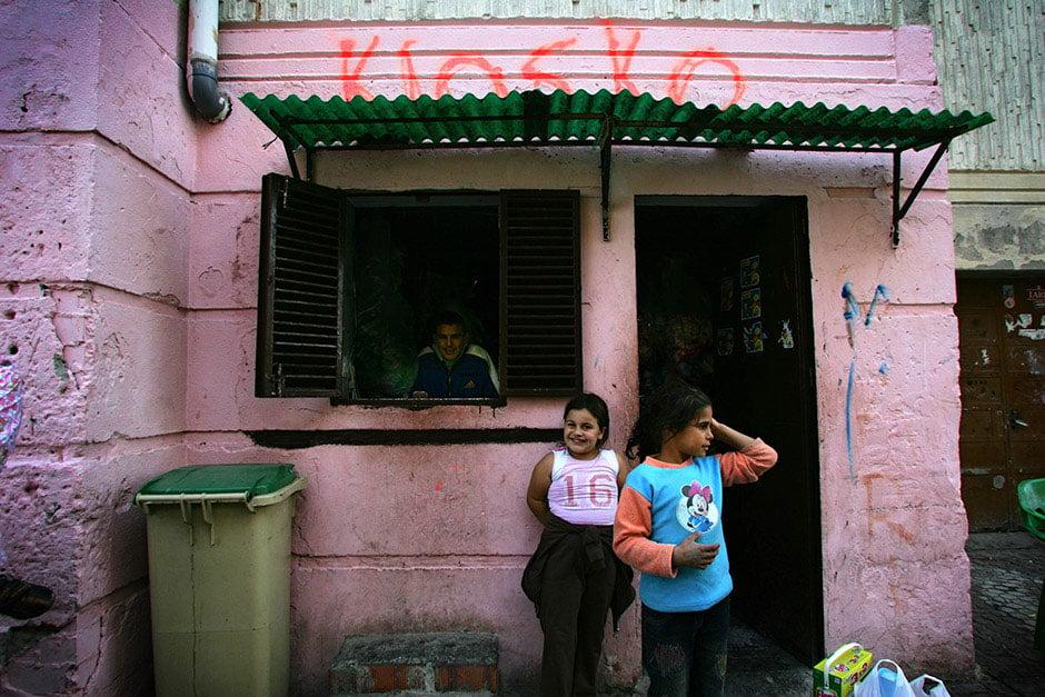 Prespuestos: La partida contra la pobreza infantil aumenta un 0,8%, mientras el 40,8% de los menores andaluces están en exclusión social