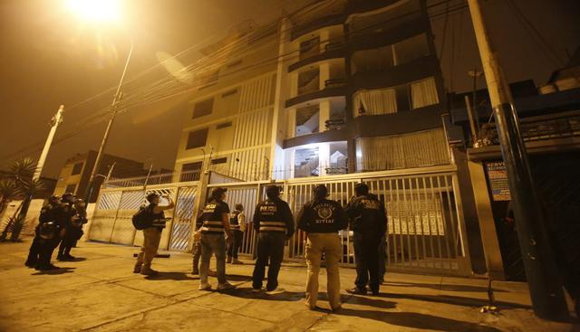 El megaoperativo 'Olimpo' se ejecutó en diversos distritos de la capital y en Huancayo. (Foto: César Grados/@photo.gec)