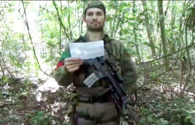 Paraguay. Fuerte arenga contra el «sistema opresor» en el entierro de uno de los militantes del EPP recientemente asesinados (video)