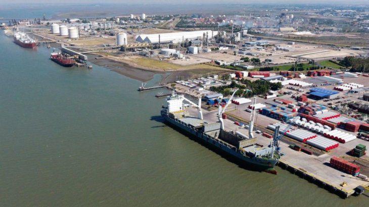 No hubo avances en la reunión conciliatoria en Trabajo y continúa el paro en los puertos