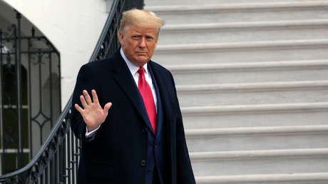 Trump veta el proyecto de la ley de presupuesto de Defensa de EE.UU.