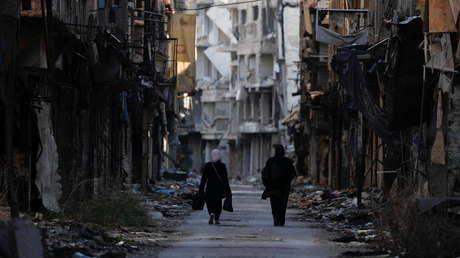 Un muerto y tres heridos en un presunto ataque israelí cerca de Damasco