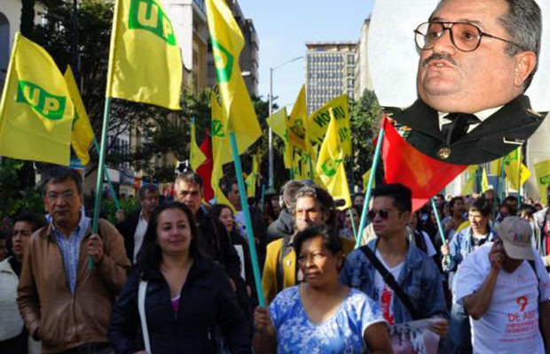 Colombia. JEP llama a Rito Alejo Del Río y exfuncionarios del DAS por exterminio de UP