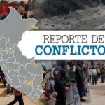 Perú. Conflictividad social se mantuvo alta al cierre de 2020