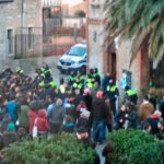 Euskal Herria: Condenan a casi 4 años de prisión a uno de los detenidos en la Nochevieja de 2019 en el Gaztetxe de Gasteiz