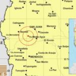 Argentina. Fuerte sismo de 6.4 de magnitud en San Juan