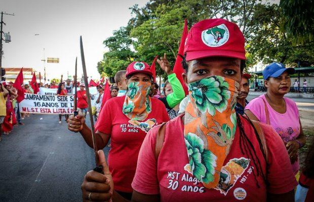 Brasil. Las mujeres sin tierra y la lucha contra la minería en Minas Gerais