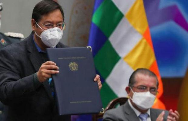 Bolivia. Comenzará campaña de vacunación contra la Covid-19