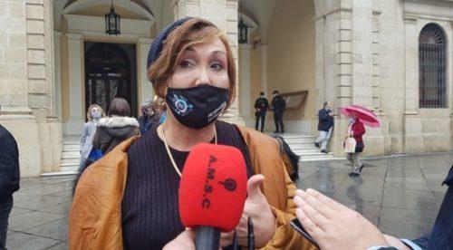 Disidencias. Mar Cambrollé: 'El Estado nos debe de pedir perdón por tantos años de discriminación'