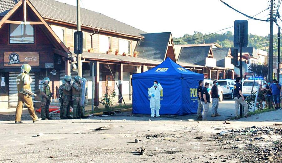 Gobierno califica muerte de malabarista en Panguipulli de «incidente callejero» y pide a Carabineros entregar antecedentes a la Fiscalía