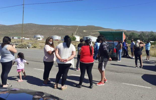 Argentina. Mucho petróleo y nada de agua, la protesta de pobladores en Comodoro Rivadavia