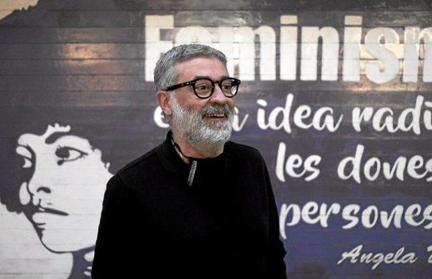 Catalunya. Carles Riera, número dos en la candidatura de la CUP el 14F: «Sin insurrección social no hay liberación nacional»