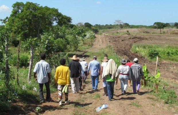 Colombia. Denuncian inminentes desalojos en zona rural de Santander