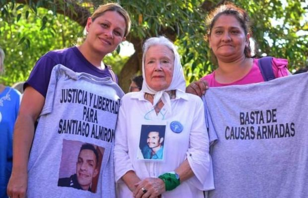 Argentina. Causa armada: Santiago Almirón libre tras pasar 27 meses en cárcel por un crimen que no cometió