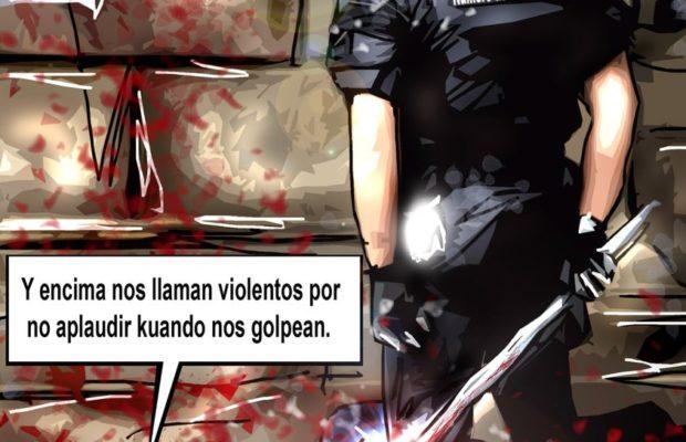 Estado español. Poema de Pablo Hasél desde la cárcel