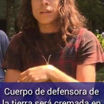 Nación Mapuche. Madre de mujer mapuche asesinada: «mi hija solo quería amor, no discriminación de género, apoyo al pueblo mapuche»