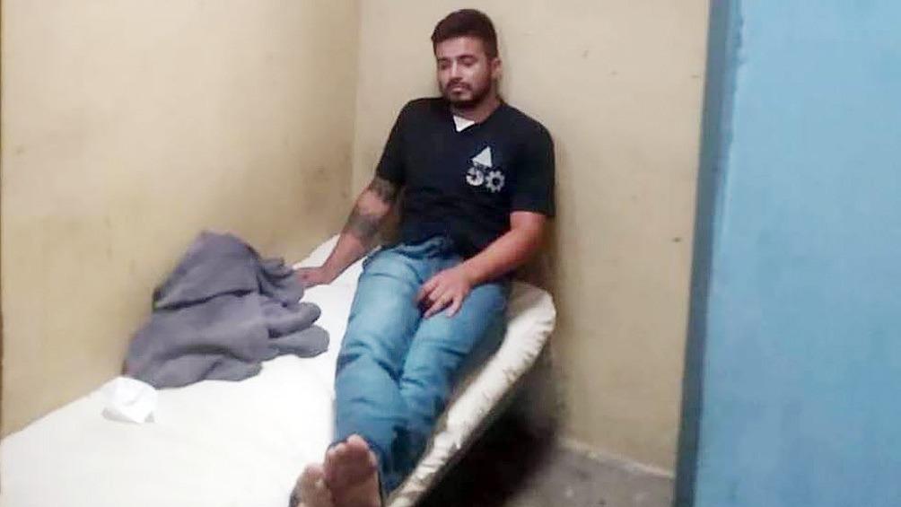 Matías Martínez, el asesino de Úrsula.