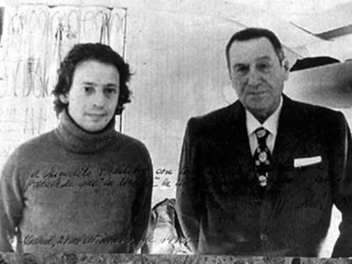 Horacio Verbitsky, agente doble