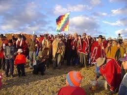 Bolivia. Chakana y plurinacionalidad
