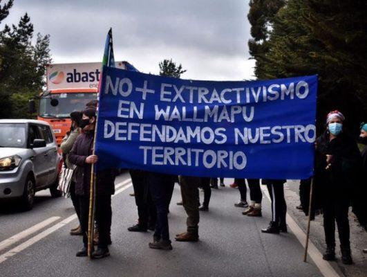 Nación Mapuche. Comunicado Público contra la construcción de la doble vía Labranza-Imperial