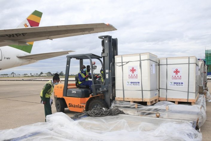 China enviará vacunas a 19 países africanos más