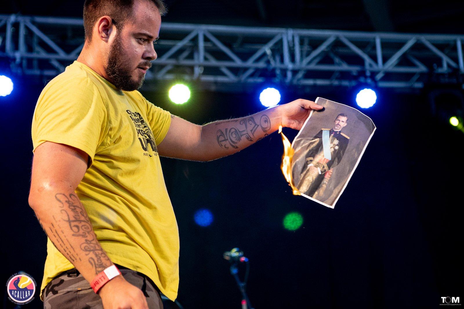 El rapero Pablo Hasel tiene diez días para ingresar a prisión