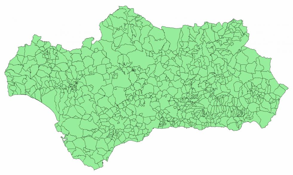 La pandemia evidencia la desigualdad territorial en Andalucía