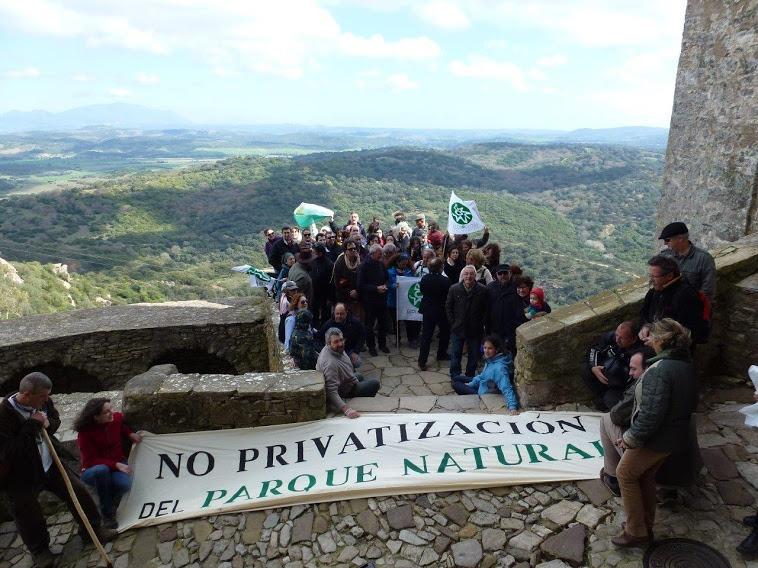 Nueva sentencia del TSJA avala la ampliación del Parque Natural Los Alcornocales por la importancia de los corredores ecológicos