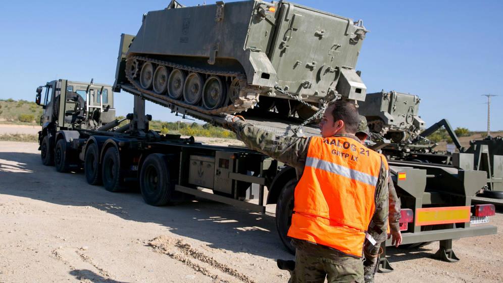 Vergüenza: La Base Logística Militar del Ejército se instalará en Córdoba con el apoyo de Anticapitalistas, Adelante Andalucía, PSOE, C's, PP y Vox
