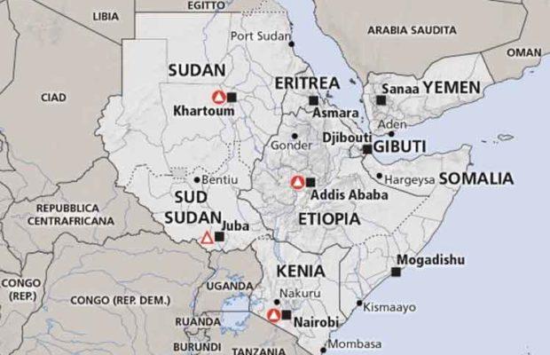 Somalia. Mueren nueve insurgentes en el sudoeste