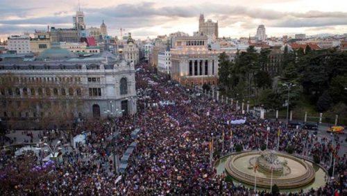 """Estado Español. El gobierno """"progresista"""" prohíbe manifestaciones masivas el 8M: el feminismo ministerial busca desactivar la calle"""