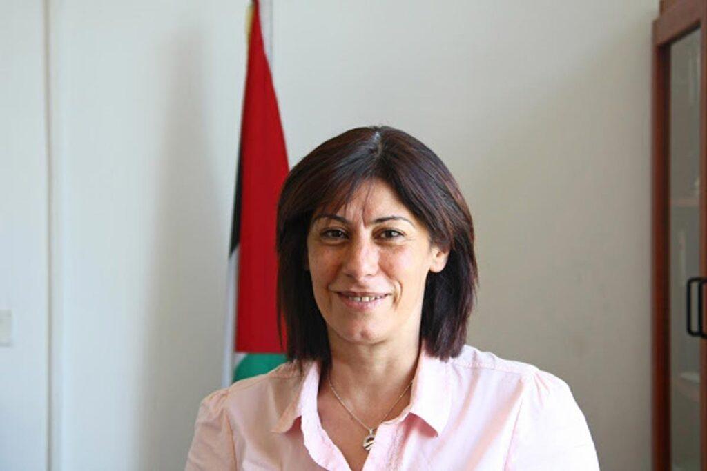 Israel condena a la diputada y dirigente palestina del FPLP Khalida Jarrar a dos años de cárcel