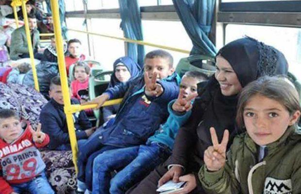 Siria. Desplazados retornan a sus hogares en Latakia
