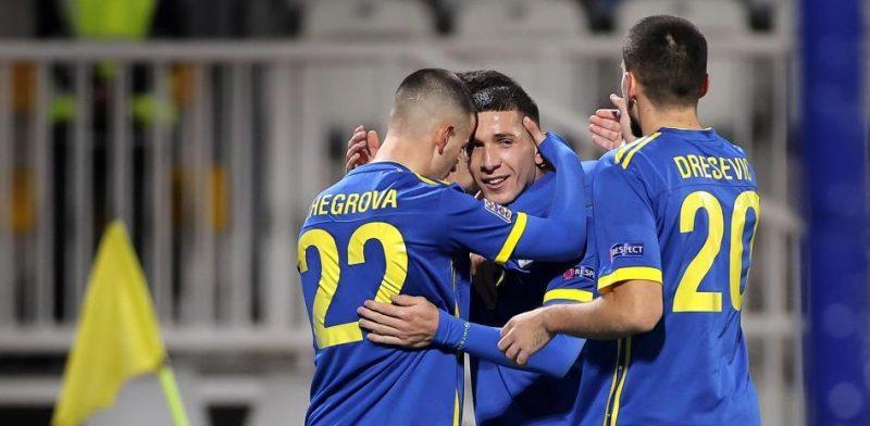 La Federación Española de Fútbol da marcha atrás y pondrá los símbolos de Kosovo en el partido de clasificación para Qatar 2022