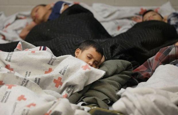 Migrantes. Lxs niñxs y la trampa de un cielo impostor