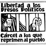 Argentina. Varias organizaciones sociales y políticas recuerdan este sábado a las 17 hs el Día Internacional de lxs Presxs Políticxs