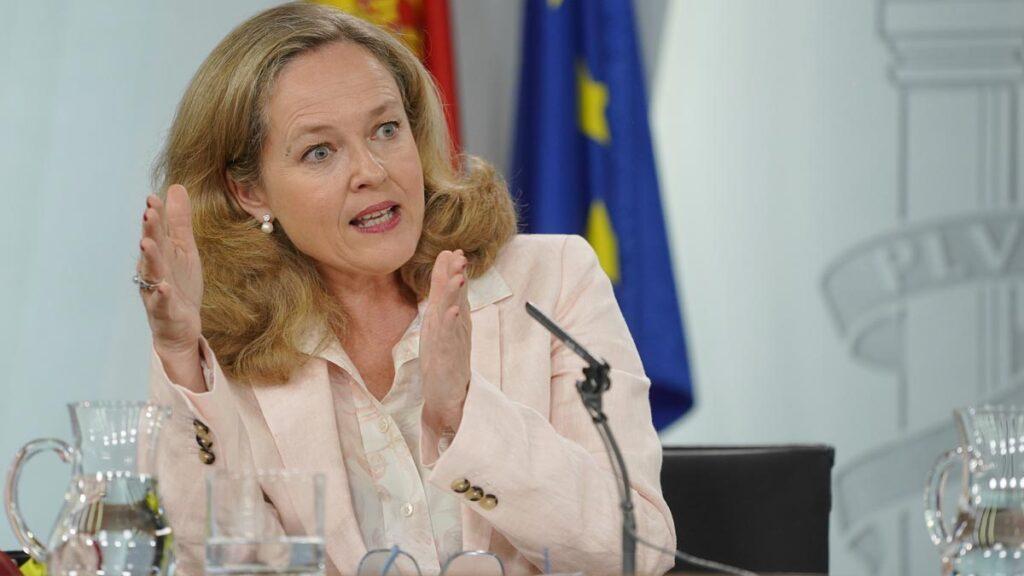 La ministra de Economía sale a proteger a las grandes fortunas: «No vamos a subir los impuestos»