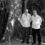 México. AMLO y Slim revisan el Tren Maya
