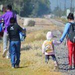 Estados Unidos. Niñez migrante: presa en la frontera