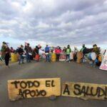 Argentina. Los y las trabajadoras de la salud de Neuquén suman bloqueos en reclamo de un 40% de aumento salarial